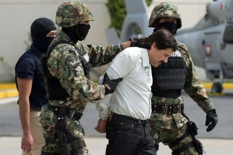 El Chapo's Former Properties Are Going Up For Sale — Escape Tunnels Included