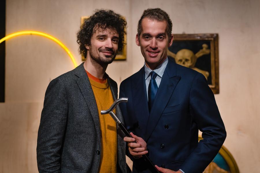 When Fabrizio Moretti Met Fabrizio Moretti