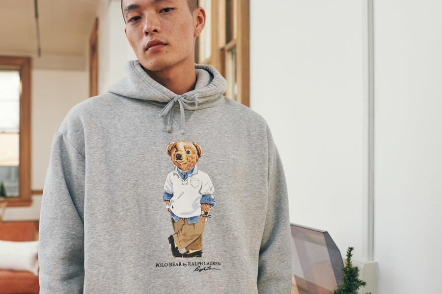 Exclusive: Ralph Lauren Let Cult Japanese Brand Beams Rework The Polo Bear