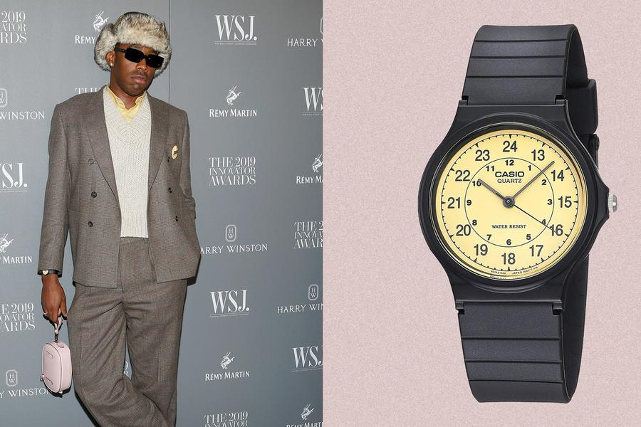 Tyler, The Creator Wears The Most Lowkey Watch Imaginable