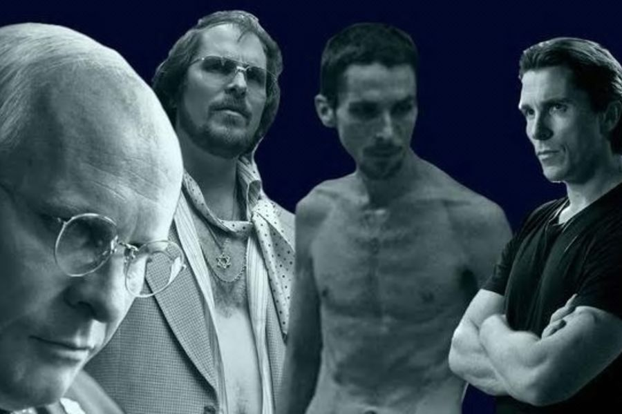 A Loving Tribute To Christian Bale's History Of Insane Movie Transformations