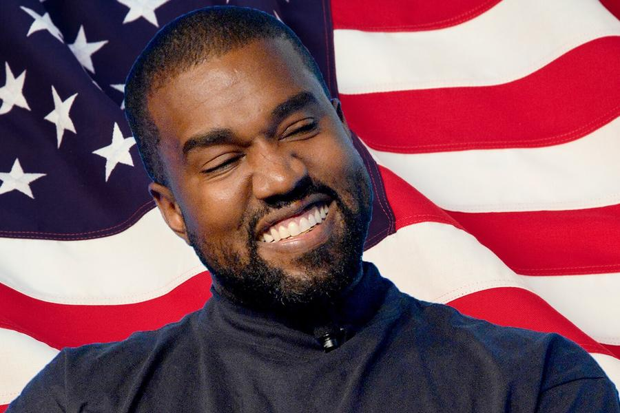 It's Official: Kanye Wants To Change His Name And Run For President In 2024