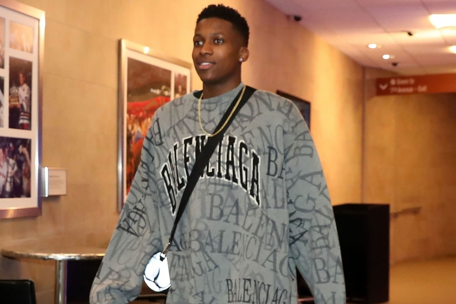 Frank Ntilikina's Big Fit Is The Best Thing To Happen To The Knicks This Season