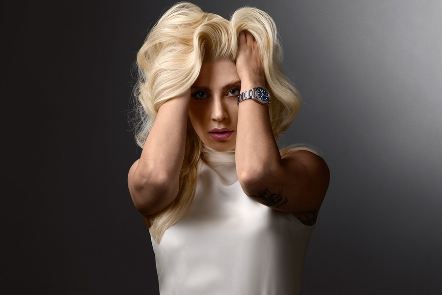Tudor Queen Lady Gaga Wakes Up The Watch World