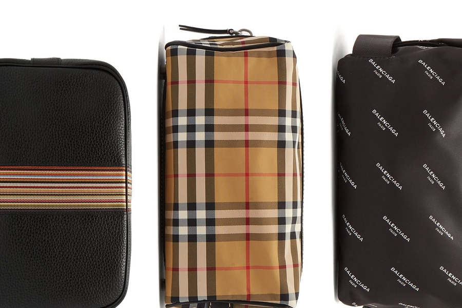 Best Men's Wash Bags For Grooming Abroad
