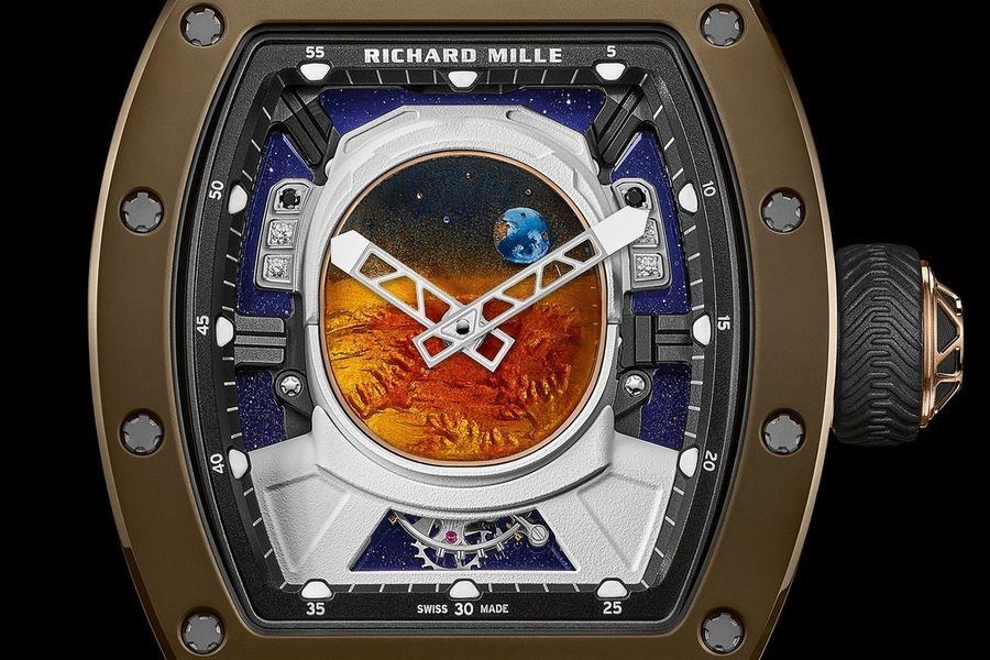 Forget Music, Pharrell Is Now Designing For Richard Mille