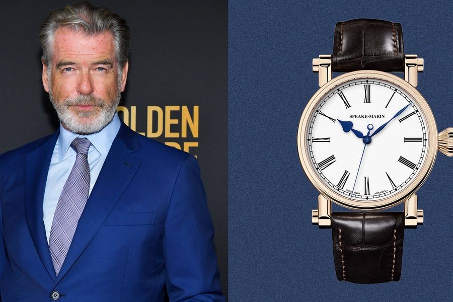 Pierce Brosnan Has The Perfect Post-007 Watch