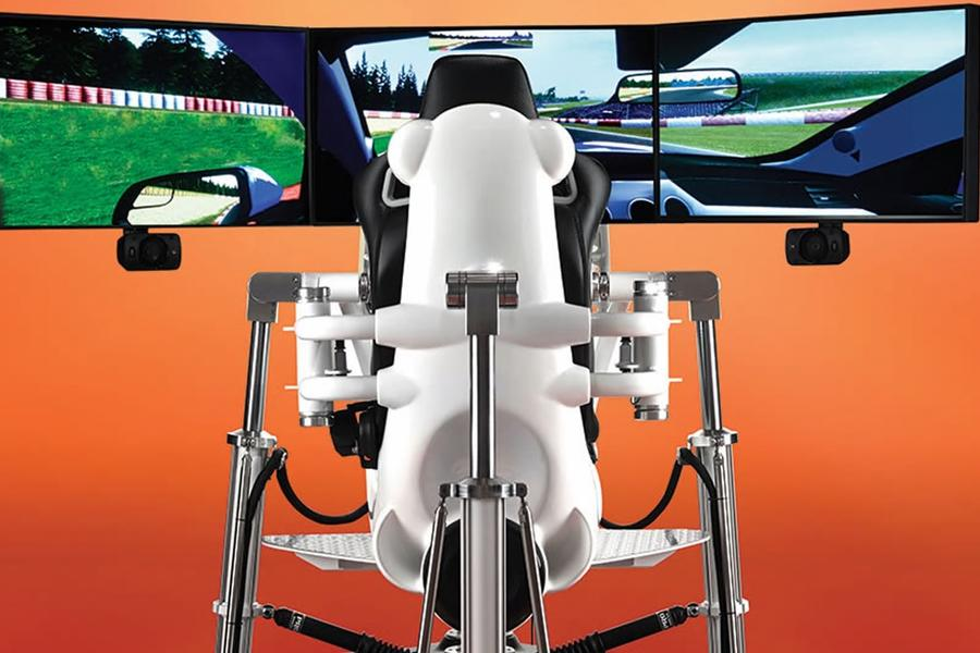 Become A Bedroom Max Verstappen In This $270k F1 Simulator