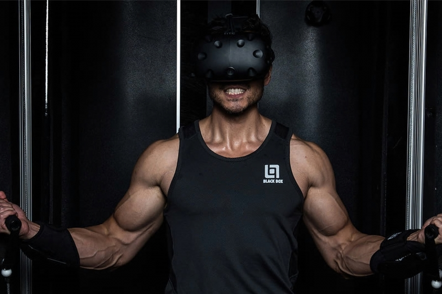 Fancy A Customised Workout All Thanks To A Virtual Reality Headset?