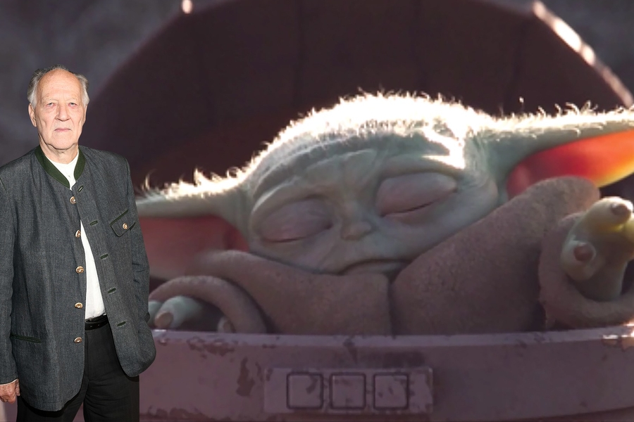 Werner Herzog Was Brought To Tears By Baby Yoda