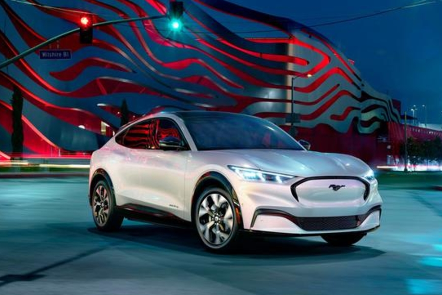 The Electric Ford Mustang Is Here To Remind You That The Future Is Now