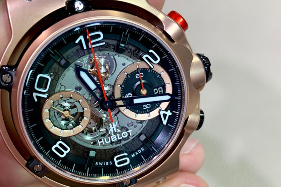 The Minutes: All The News From Day 1 Of Dubai Watch Week 2019