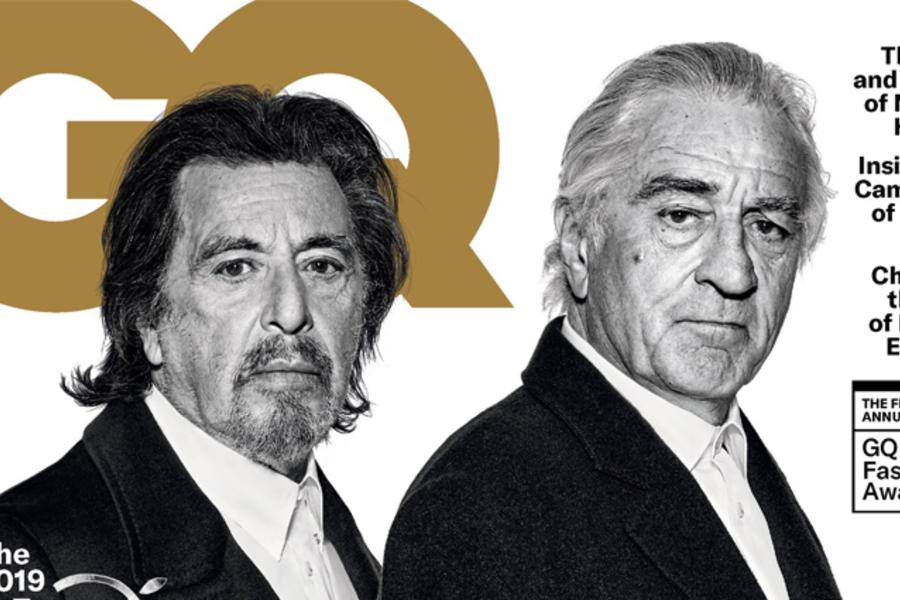 Robert De Niro And Al Pacino: A Big, Beautiful 50-Year Friendship