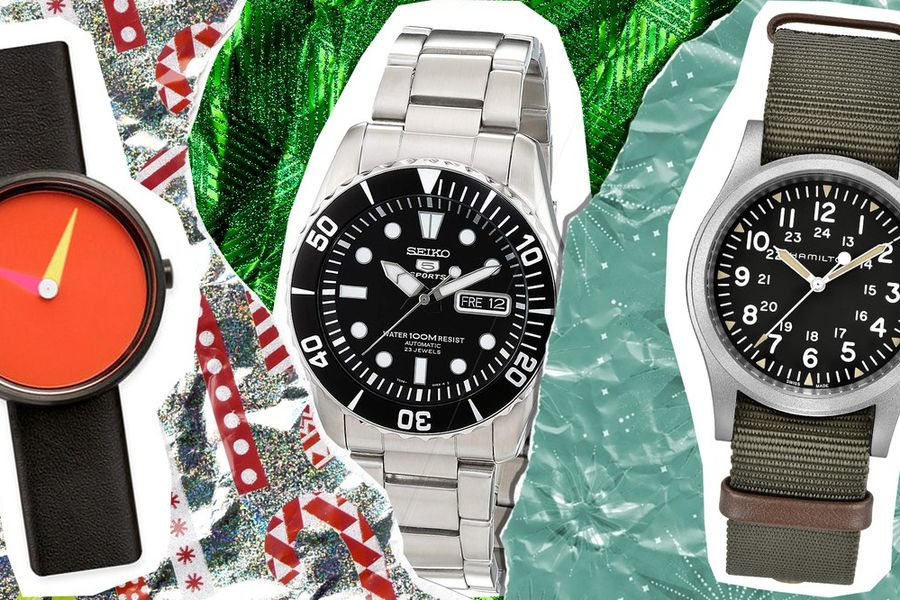 The Best Affordable Watches For Every Guy On Your Gift List (Including Yourself)