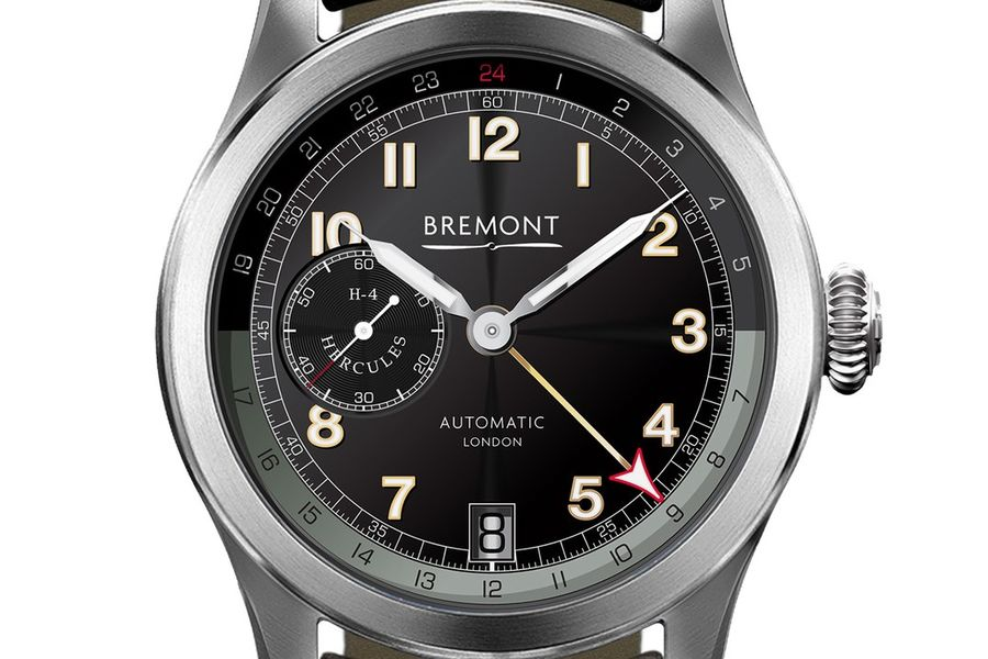 Introducing The Bremont H-4 Hercules Limited-Edition Chronometer