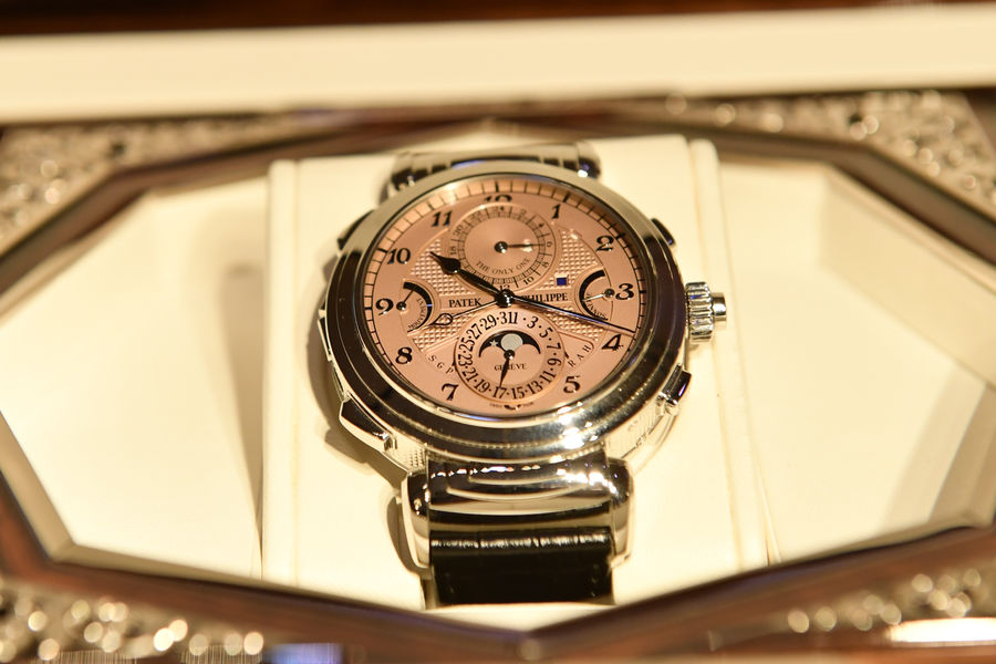 Dubai Watch Week: The Inside Story Of Selling The Most Expensive Watch In The World