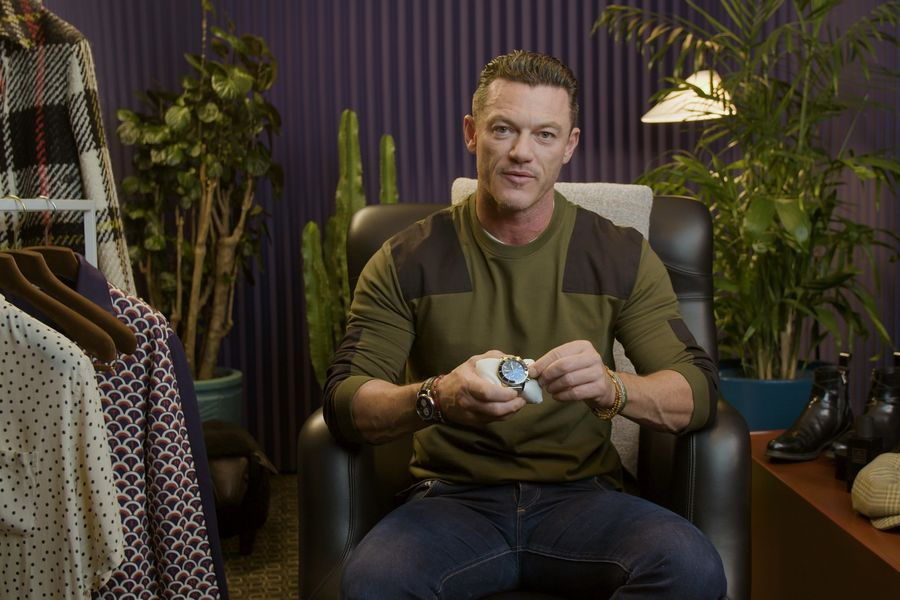 Luke Evans Has Convinced Us To Invest In Breitling's Superocean Heritage Chronograph