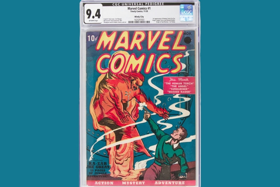 Here's Why This Comic Book Just Sold For Nearly $2 Million