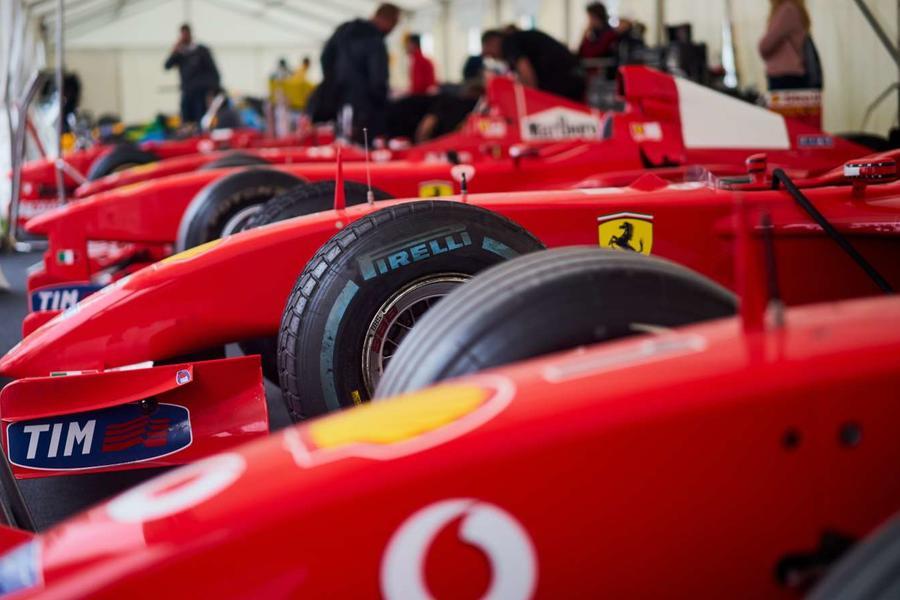 You Can Buy Michael Schumacher's F1 Car At The Abu Dhabi Grand Prix