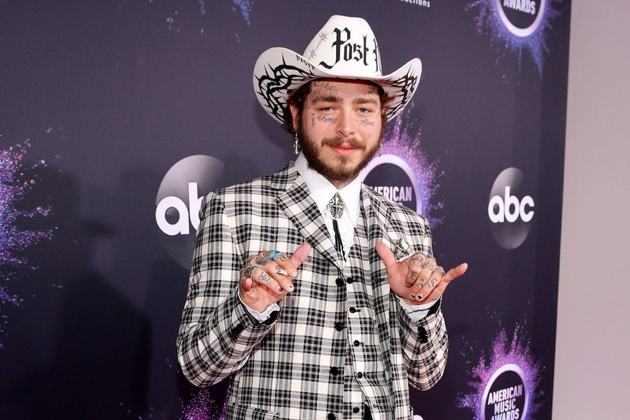 Post Malone Is Still The Cowboy King Of The Red Carpet