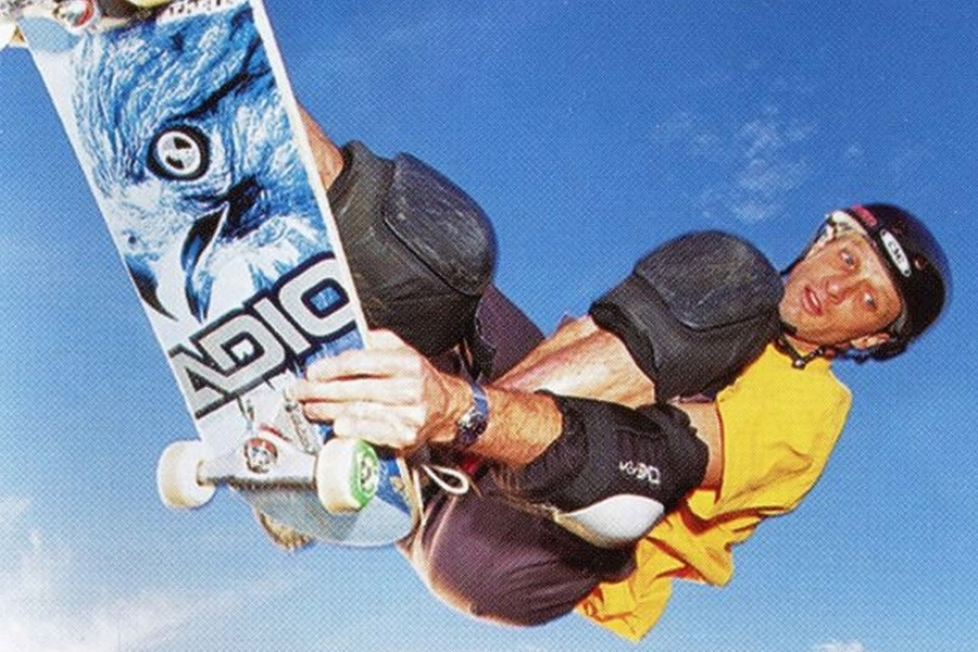 A Tony Hawk's Pro Skater Remake Could Soon Be McTwisting Its Way Onto Your Playstation