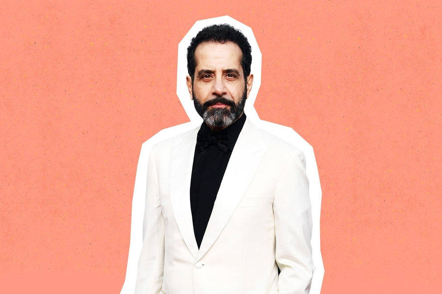 Tony Shalhoub Knows What You Said About His Beard