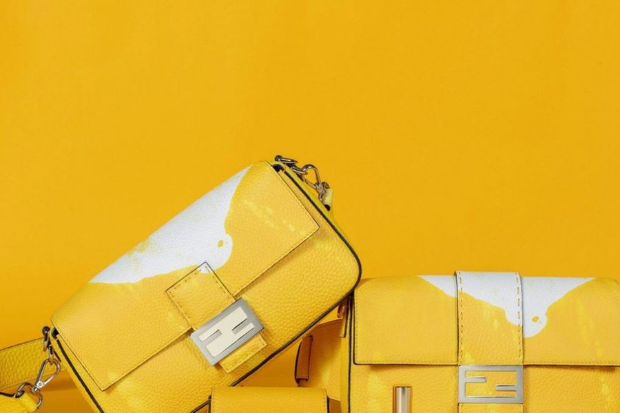 This Fendi Bag Smells As Good As It Looks