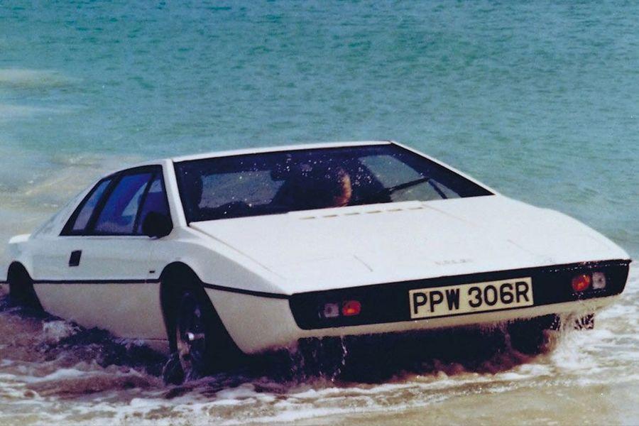 How A James Bond Car Came To Inspire The Tesla Cybertruck Design