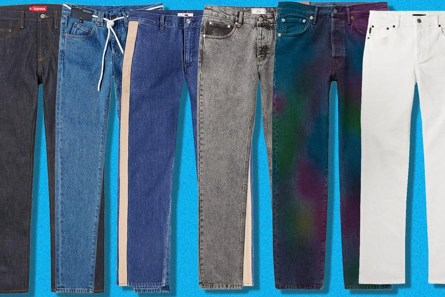 The Best Jeans For Men, For Every Shape