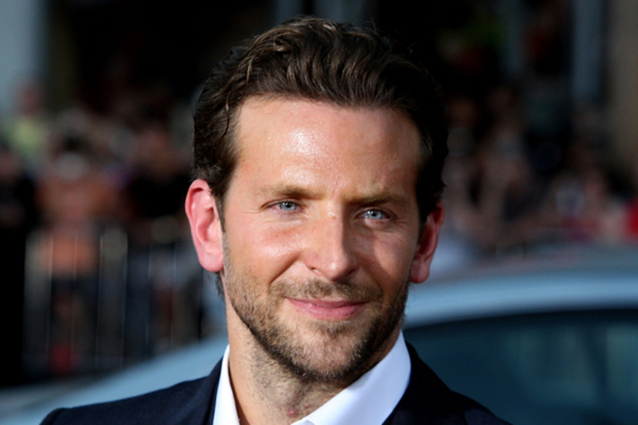 How To Get Bradley Cooper's Swept-Back, Oh-So-Cool Hairdo