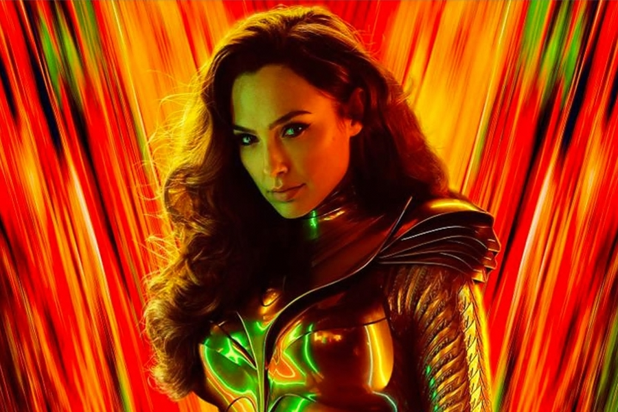 Gal Gadot Sports The Golden Eagle Armour In New Wonder Woman 1984 Trailer