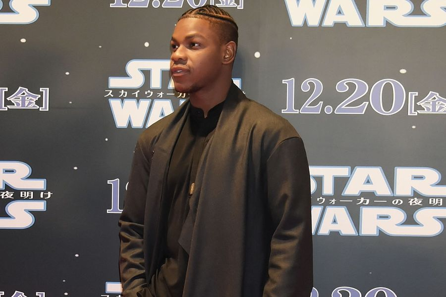John Boyega Is Dressing Like He's From A Galaxy Far, Far Away