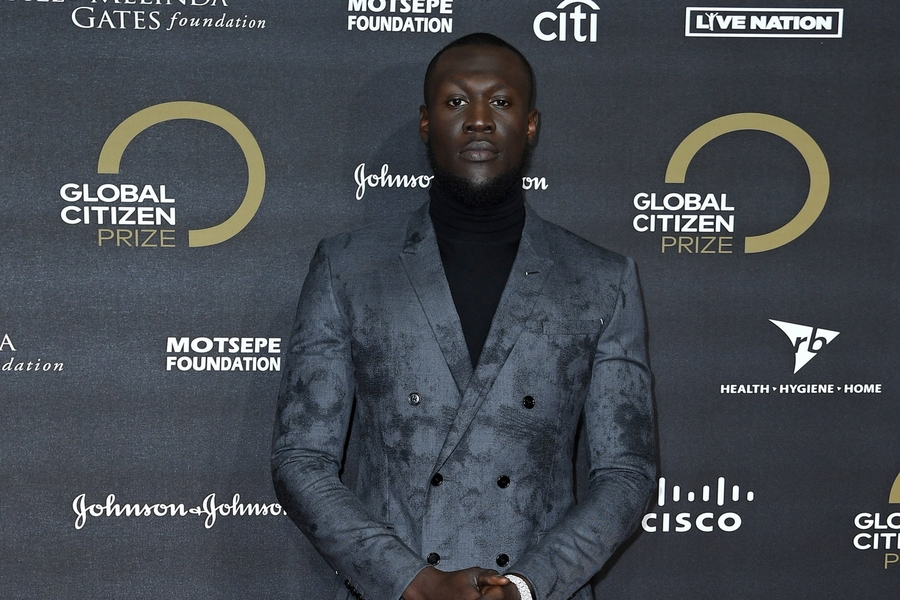 Stormzy Ups The Red Carpet Standard