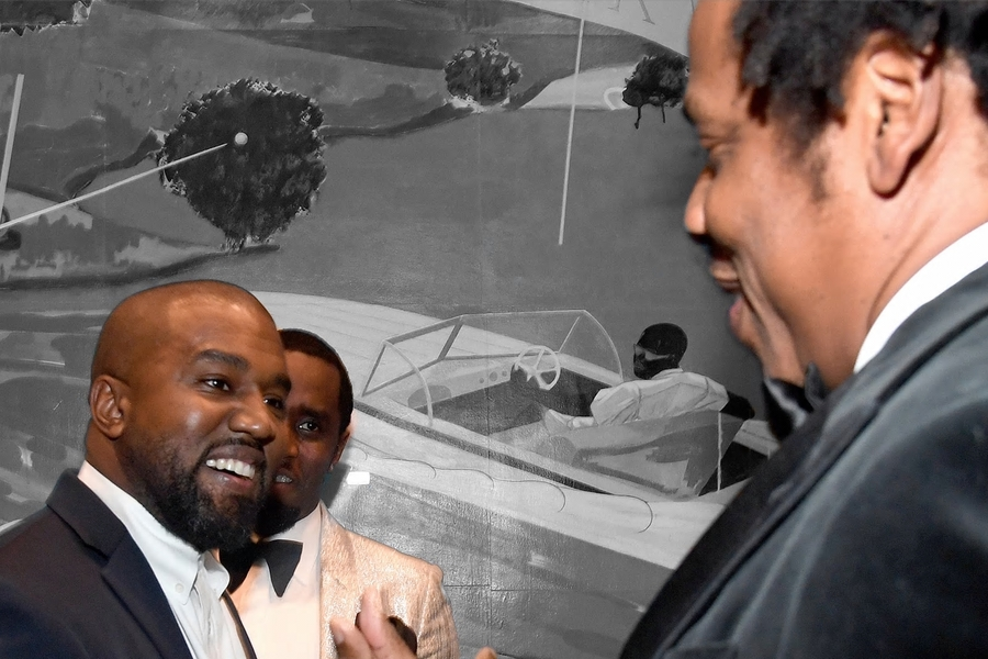 """Take A Look Inside Diddy's """"Superstar Convention"""" Of A 50th Birthday Party"""