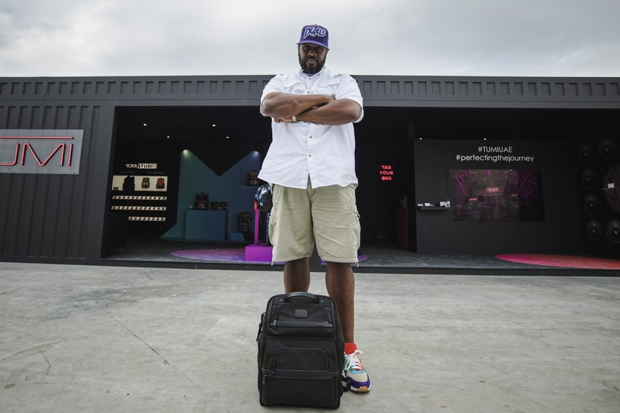 Tumi's DJ Bag Should Be In Your 2020 Mix