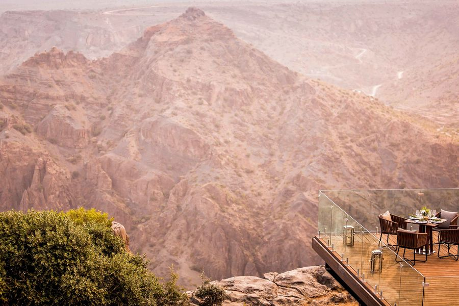 The Mountain Escape: Anantara Al Jabal Al Adkhar