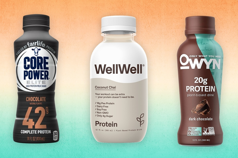 How To Pick The Best Ready-To-Drink Protein Shakes