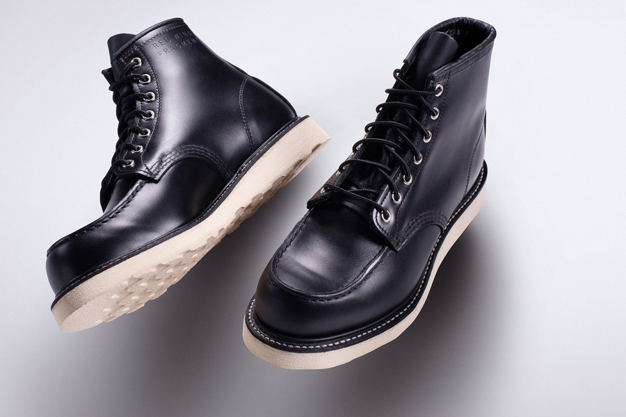 Fragment And Red Wing Team Up For A Japanese Take On A Classic American Boot