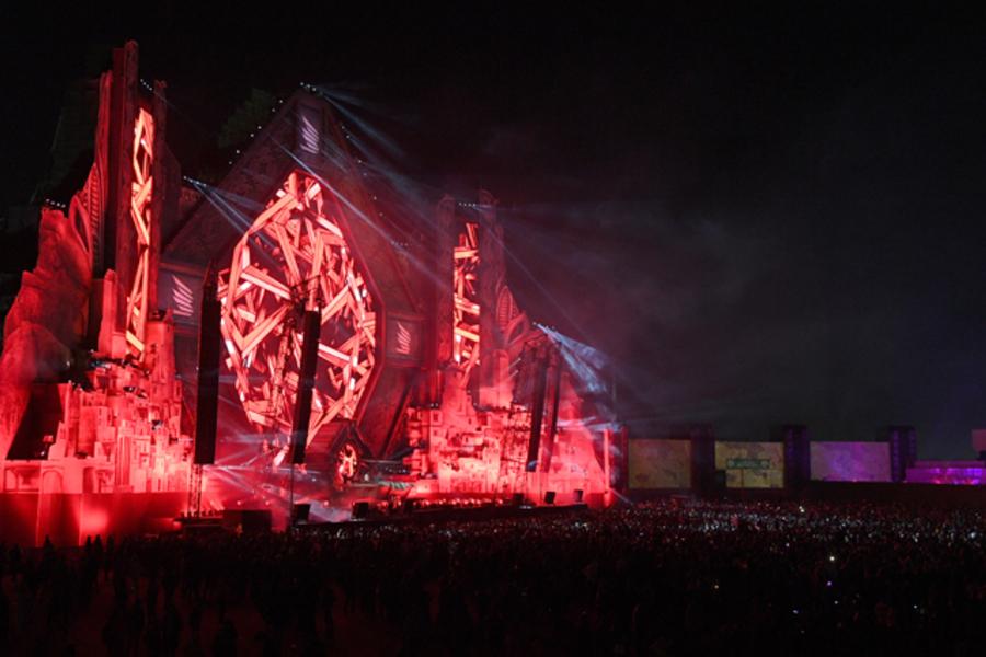 MDL Beast Festival Brought Dance Music To Saudi Arabia