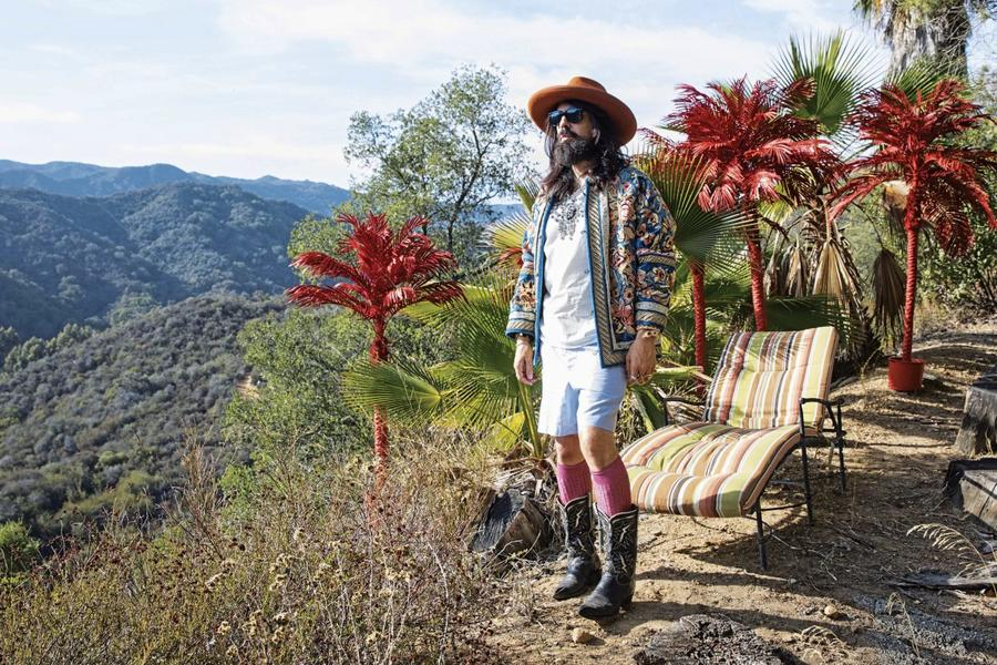 How Gucci's Creative Director Changed the Face Of Modern Menswear
