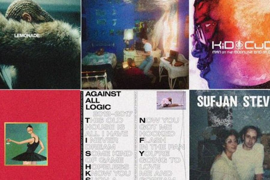 These Are The Best Albums Of The Decade