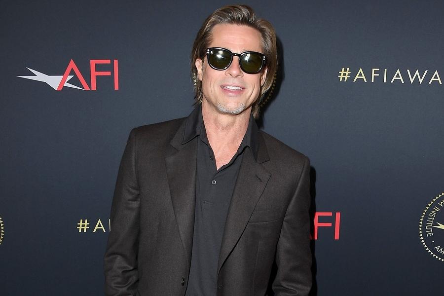 We're Pretty Sure Brad Pitt Is Benjamin Button-ing