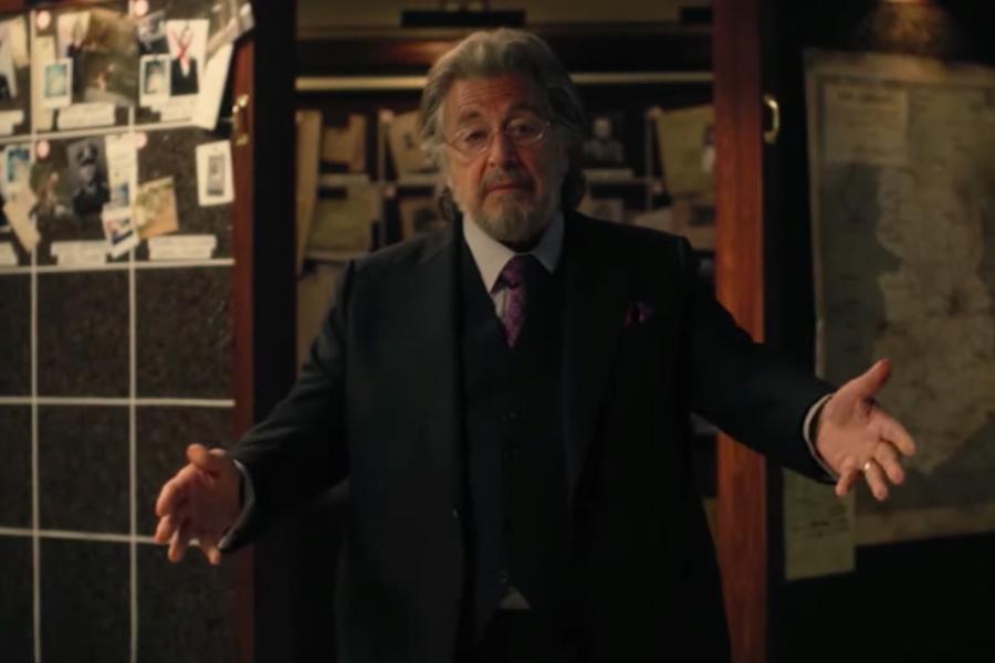 Jordan Peele's First Amazon Show Has Al Pacino Hunting Nazis