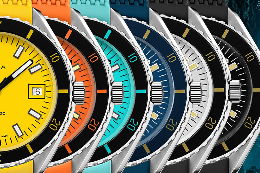 Don't Be Fooled, The Doxa Sub 200 Watch Is Not A Toy