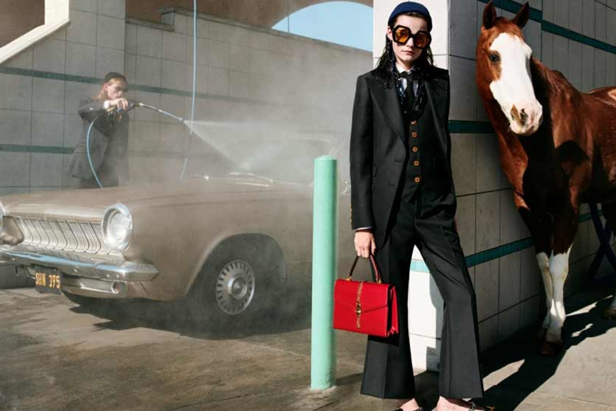 The Gucci SS20 Campaign Is Directed By Yorgos Lanthimos