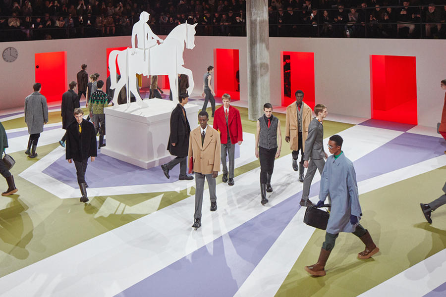 Prada Wants You To Get To Work