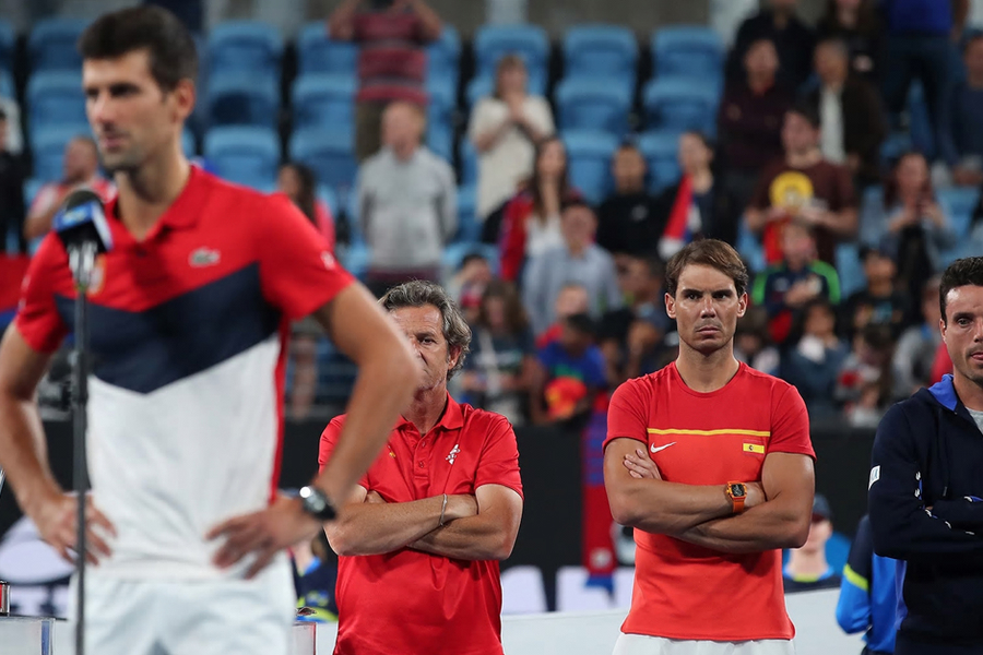 Sorry, Rafa, But Raucous Crowds In Stuffy Sports Are The New Norm