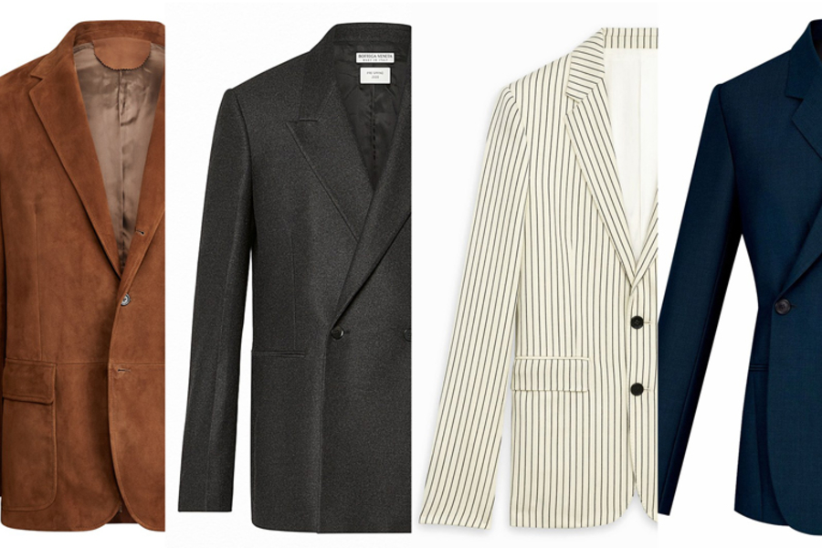 Best Men's Blazers For Any Occasion