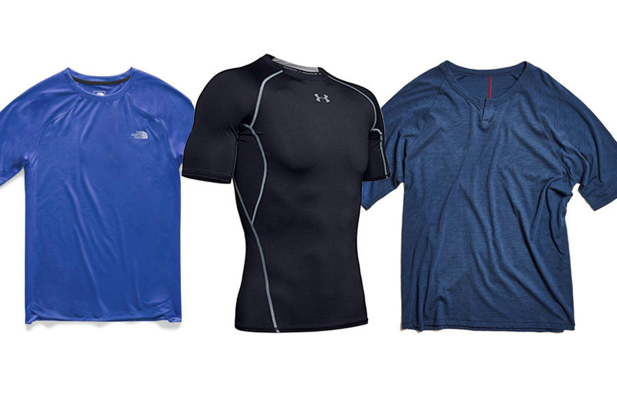 The Best Workout Shirts For Men Keep You Feeling Cool And Smelling Tolerable