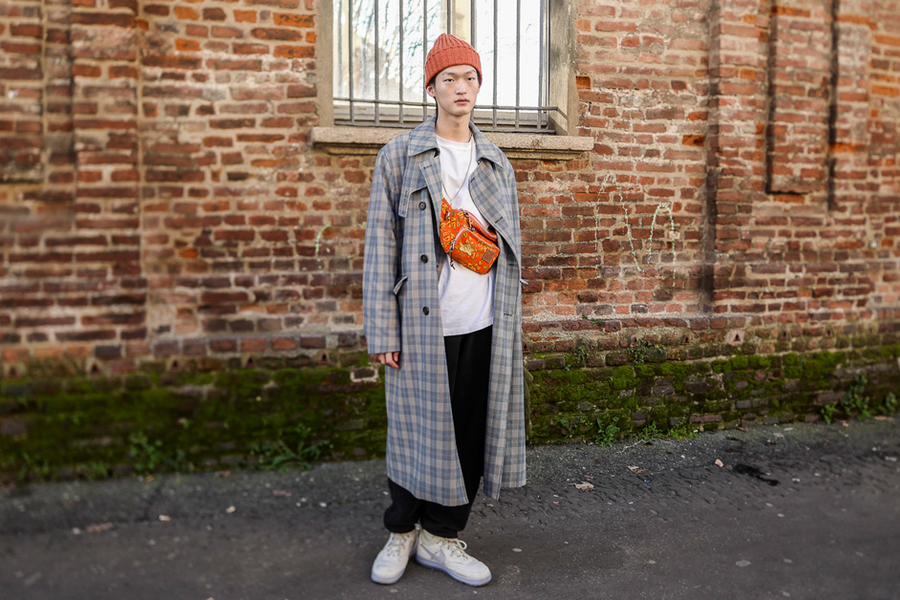 In Pictures: Street Style From Day 3 of Milan Fashion Week